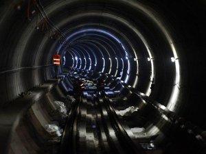 Ulaştırma, Denizcilik ve Haberleşme Bakanı Arslan: Keçiören Metro Hattı yıl sonunda hizmet verecek