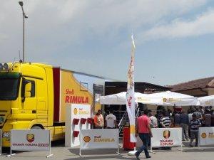 Shell Rimula, 18 şehirde 4 bin sürücüyle buluştu