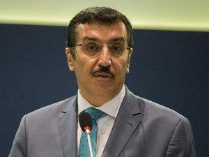 Gümrük ve Ticaret Bakanı Tüfenkci: 4,8'lik büyüme risk iddialarını çürütmüştür