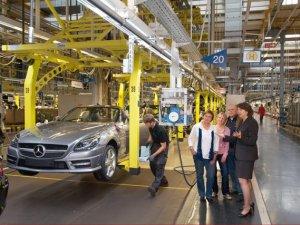 Mercedes, elektrikli SUV tasarlıyor