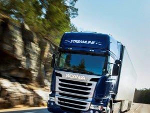 Scania, Türkiye'de 'tavan' yaptı
