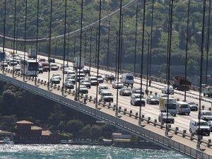 İstanbul'daki bazı yollarda 54 gün yol çalışması yapılacak