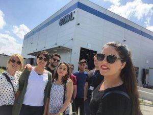 Ekol Macaristan, öğrenci ağırladı