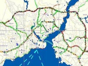 İBB trafik durumu canlı uygulaması kullanıma sunuldu