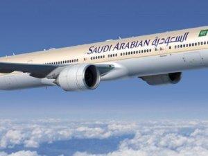 Saudi Havayolları Türkiye'de büyüyecek