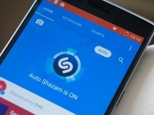 Android için Shazam güncellendi!