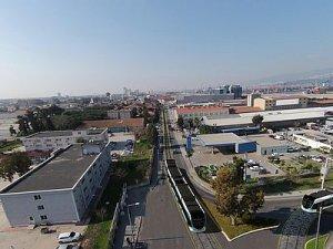 Konak ve Karşıyaka tramvay çalışmaları hızlandırıldı