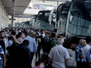 Tüm Otobüsçüler Federasyonu Genel Sekreteri Ertürk: Ramazan Bayramı'nda biletsiz yolcu kalmayacak