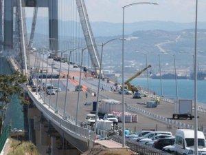 Osmangazi Köprüsü'nün geçiş ücretinde indirim