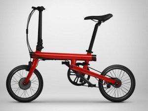 Xiaomi katlanabilir elektrikli bisiklet duyurdu