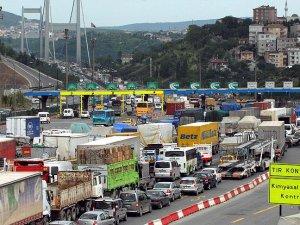 Köprü ve otoyol gelirleri 5 ayda 512 milyon lirayı aştı