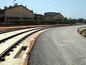 Kocaeli tramvay projesinde asıl iş Temmuz'da