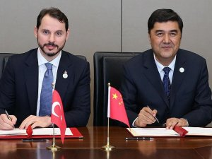Çin ile nükleer iş birliği mutabakatı imzalandı