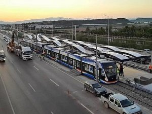 EXPO'ya ek tramvay seferleri başladı
