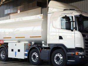 "Scania'dan ""en hafif ADR""li kamyon"