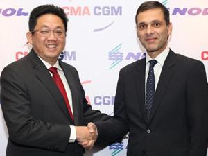 CMA CGM, Singapur merkezli NOL'u devraldı