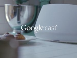 Google Cast artık Chrome'da!