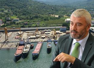 Karadeniz'in en büyük konteyner limanı Ordu'ya kuruluyor