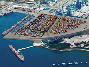 Petkim'den Petlim Limanı'na 900 milyon liralık takviye