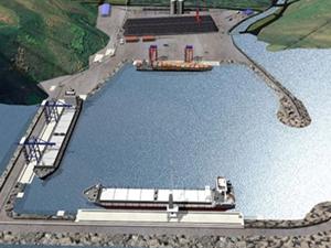 Filyos Liman projesi ihalesi tamam, yer teslimi yapılacak