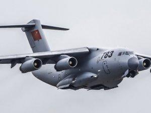 Çin'den dev kargo uçağı
