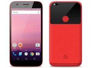 HTC Nexus relefon renklendi
