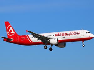 AtlasGlobal ve Tailwind uçaklarını kiraladı