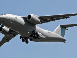 Portekiz'de C-130 tipi askeri uçak düştü