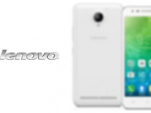 Lenovo Vibe C2 duyuruldu