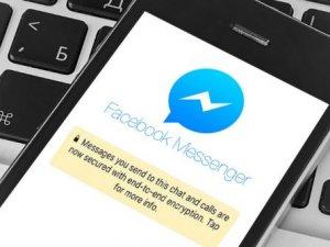 Facebook Messenger için şifreleme geliyor