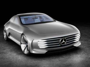 Elektrikli Mercedes yakında tanıtılacak