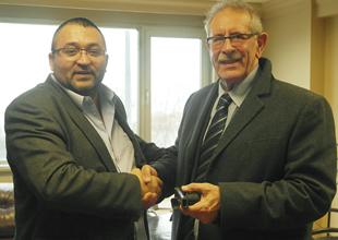 Malta Büyükelçisi Carmel Lino Vassalo, Altın Çıpa Töreni için Türkiye geliyor
