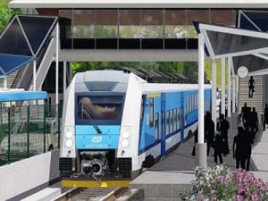 Terminal-Kent Meydanı tramvay hattı yeniden start aldı