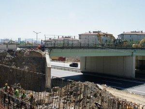 Libadiye Köprüsü'nü yenileme çalışmaları başladı