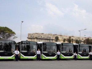 Kent LF otobüsleri Malta'da sefere başladı