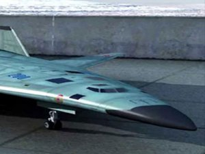 Rusya'dan uzaya uçak