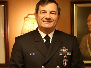 """Donanma Komutanı Veysel Kösele """"Terör saldırısı var"""" yalanıyla kaçırılmış"""
