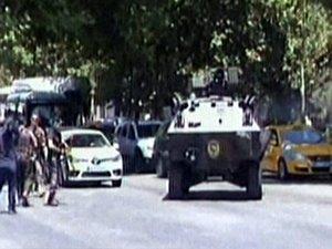 Ankara Adliyesi önünde polise ateş açıldı! Saldırgan öldürüldü...