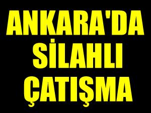 Ankara'da darbeciler ile sıcak temas sağlandı: 1 kişi, öldü, 2 kişi yaralandı