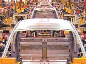Otomotiv üretiminde ilk yarıda 10 yılın rekoru kırıldı