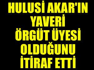 Genel Kurmay Başkanı'nın yaveri Levent Türkkan'dan itiraf: Paralel yapı üyesiyim