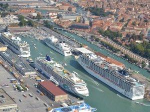 Venedik Kruvaziyer Limanı da Global zincirine katıldı