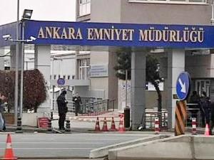 Ankara Emniyeti'nde deprem, 900 polis açığa alındı