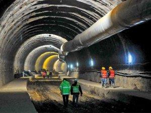 Soğucak Tüneli 2 ayda bitecek