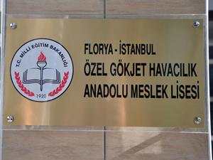 Türkiye'nin ilk özel havacılık lisesi Gökjet iflas etti