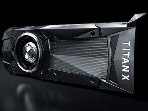 Nvidia Titan X Pascal resmen tanıtıldı