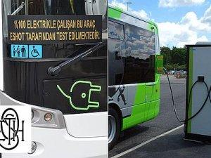 Elektrikli otobüsler 7 ay sonra İzmir'in yollarında
