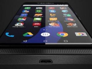 Blackberry'nin yeni telefonu Geekbench'te göründü