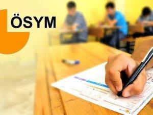 ÖSYM'den DGS adaylarına duyuru