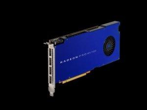 AMD, Radeon Pro WX serisini duyurdu